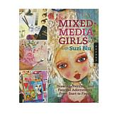 "Quarry Books ""Mixed Media Girls"" with Suzi Blu"