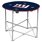 Logo Chair Round Table - New York Giants