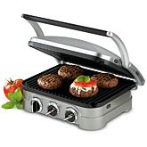 Cuisinart Multifunctional Griddle, Grill & Panini Press