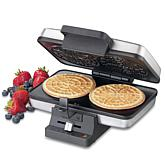 Cuisinart Brushed Stainless Steel Pizzelle Press