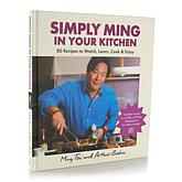 """Simply Ming """"In Your Kitchen"""" Handsigned Cookbook"""