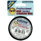 Stringing Wire 49-Strand .024 Diameter 10ft/Spool
