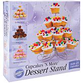 Wilton Cupcakes N' More Dessert Stand - Large