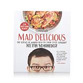 """""""Cooking Light Mad Delicious"""" Handsigned Cookbook"""