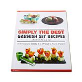 """Simply the Best – Garnish Set Recipes"" Cookbook"
