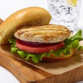 Tony Little 12-count or24-count All Natural Gobble Up Turkey Burgers