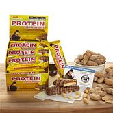 Protein Sensations Bars - Chocolate Peanut Butter