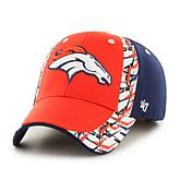 Officially Licensed NFLSidecut MVP Structured Cap by '47 Brand