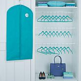 JOY Huggable Hangers® 35-piece Luxury Set with Garment Bag