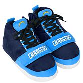 Officially Licensed NFL Plush High-Top Sneaker Slippers Forever Collectibles