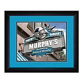 Officially Licensed NFL Personalized Pub Print