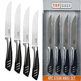 Top Chef 5 inch Steak Knife Set - 4 pc.