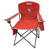 NFL Quad Chair with Armrest Cooler