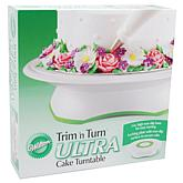 "Trim n' Turn Ultra Cake Turntable - 12"" Round"