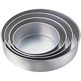Wilton Performance Cake Pan Set - Round 8-14in