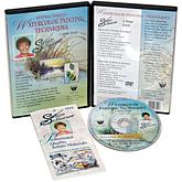 Susan Scheewe Painting DVD - Watercolor Techniques