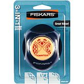 Fiskars 3-in-1 Corner Punch - Romantique