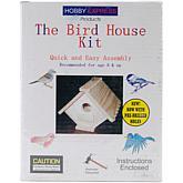 Pinepro Bird House Kit - Unfinished