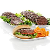 Tony Little Body by Bison 100% Bison Burgers 20-count