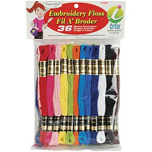 Iris Embroidery Thread - Erica's Craft & Sewing Center
