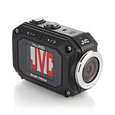 JVC ADIXXION Full HD Action Wi-Fi Camcorder Bundle