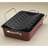 Nordic Ware Fold-Up Nonstick Roasting Rack