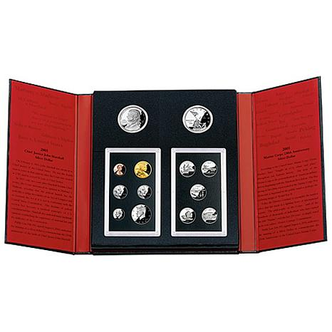 2005 13-Coin American Legacy Proof Coin Set