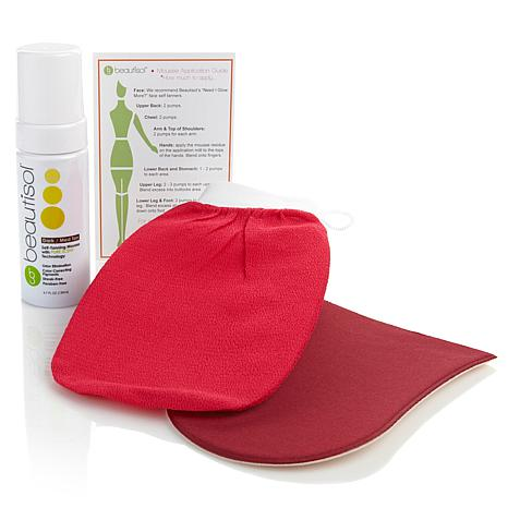 Beautisol™ Celebration Self-Tanning Kit w/Mitt