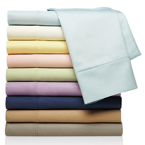 Concierge Collection Easy Care 500 Thread Count 4-piece Sheet Set