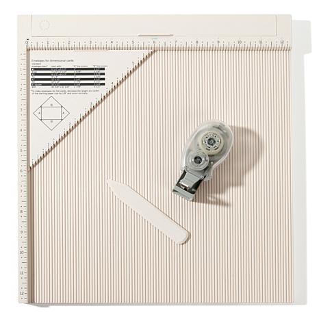 Martha Stewart Crafts™ Scoring Board and Adhesive Kit