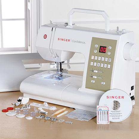 Singer® Sewing and Quilting Machine