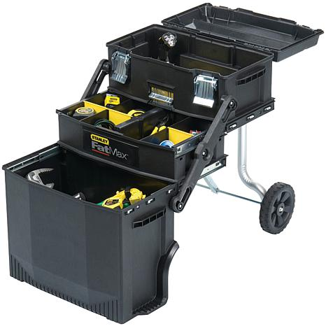 Stanley 4-in-1 FatMax Mobile Work Station