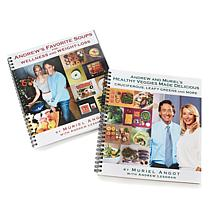 Andrew's Favorite Soups & Veggie Cookbook Bundle