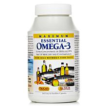 Andrew's Maximum Essential Omega-3 - 360 Capsules