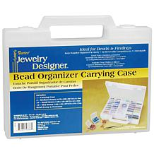 Darice Bead Organizer Carrying Case