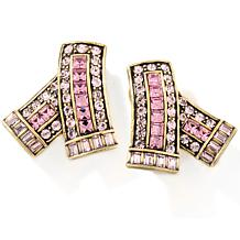 "Heidi Daus ""Keep Sparkling"" Crystal-Accented Earrings"