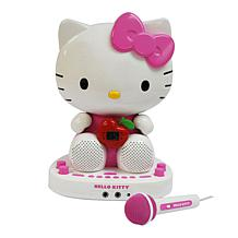 Hello Kitty CD+G Karaoke Player & Built-in Video Camera
