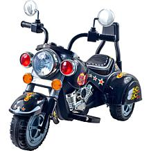 Lil' Rider™ Road Warrior Motorcycle - Black