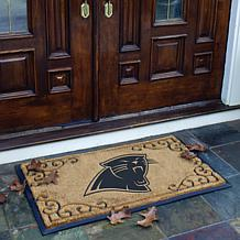NFL Door Mat - Panthers