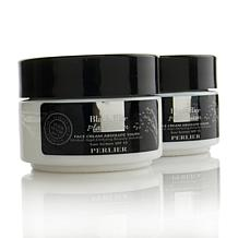 Perlier Black Rice Platinum SPF 15 Face Cream - BOGO