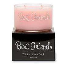 "Primal Elements ""Best Friends"" 9.5-oz. Wish Candle"
