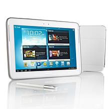 "Samsung Galaxy Note 10.1"", Quad-Core, 16GB White Tablet"