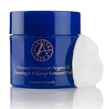 Signature Club A by Adrienne Argan Oil Cleansing Pads