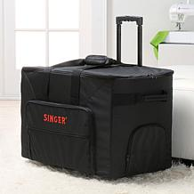 Singer® Futura Quartet Rolling Sewing Machine Case