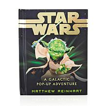 Star Wars: A Galactic Pop-Up Adventure Book