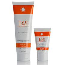 TanTowel On the Glow Duo