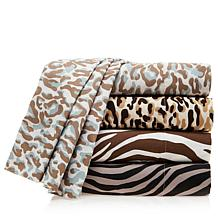 Vern Yip Home Animal Print Sheet Set