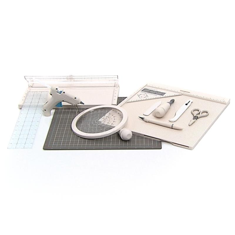 martha stewart crafts essential scrapbooking tool kit
